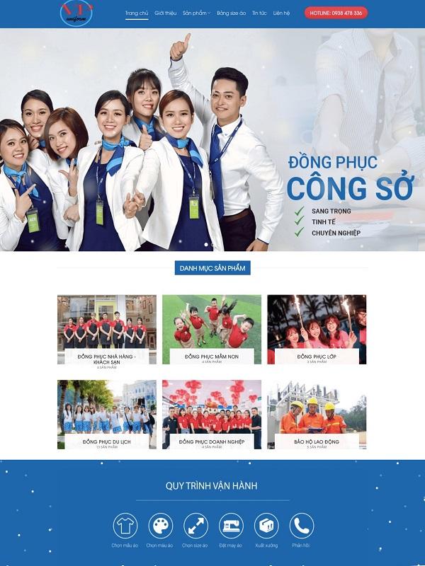 web-dong-phuc